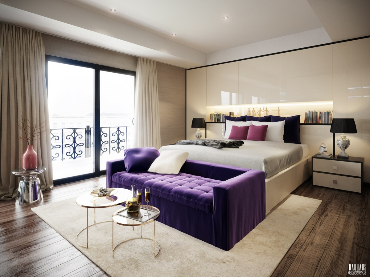 40 bedroom designs include with furniture placement and decorating ideas roohome designs plans - Elegant master bedroom design ideas packing comfort in luxury ...
