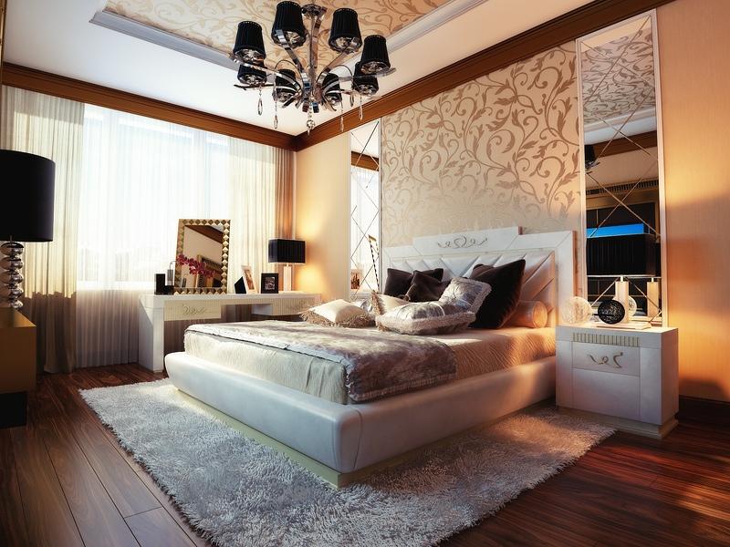 Classic bedroom themes