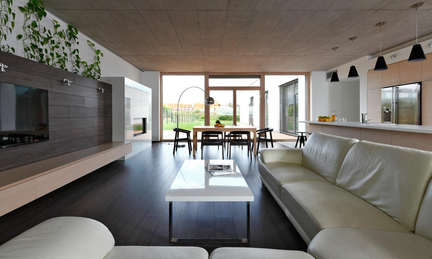 Open Living Room Design Indoor Plants Inspiration For Your Apartment Decorating Idea