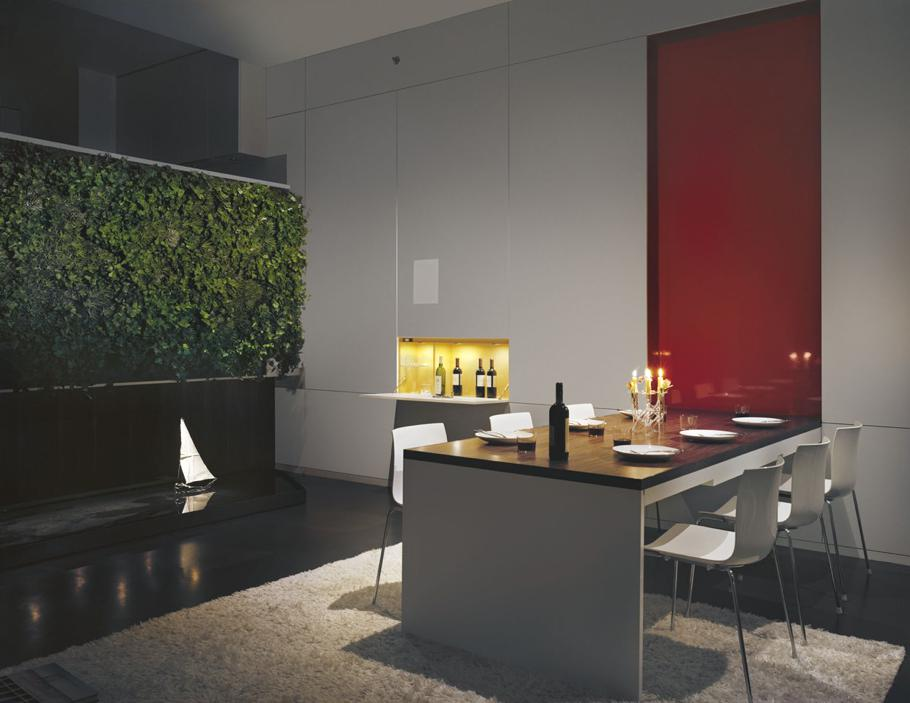Unique and stylish dining room design ideas