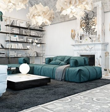 Unique living room design ideas