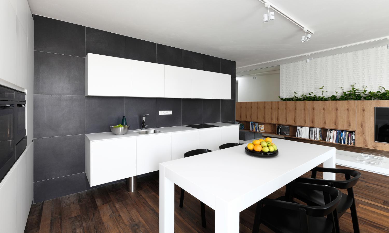 Elegant dining room interior design