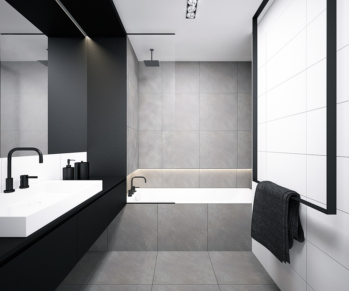 Bathroom interior design styles