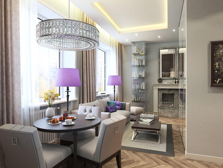 Studio apartment design inspiration