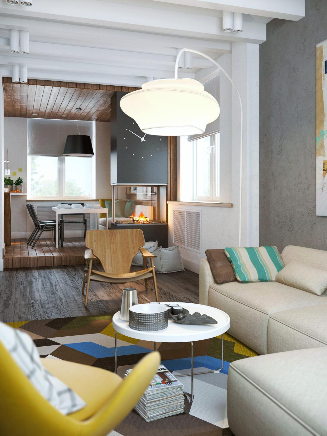 Unique interior design styles