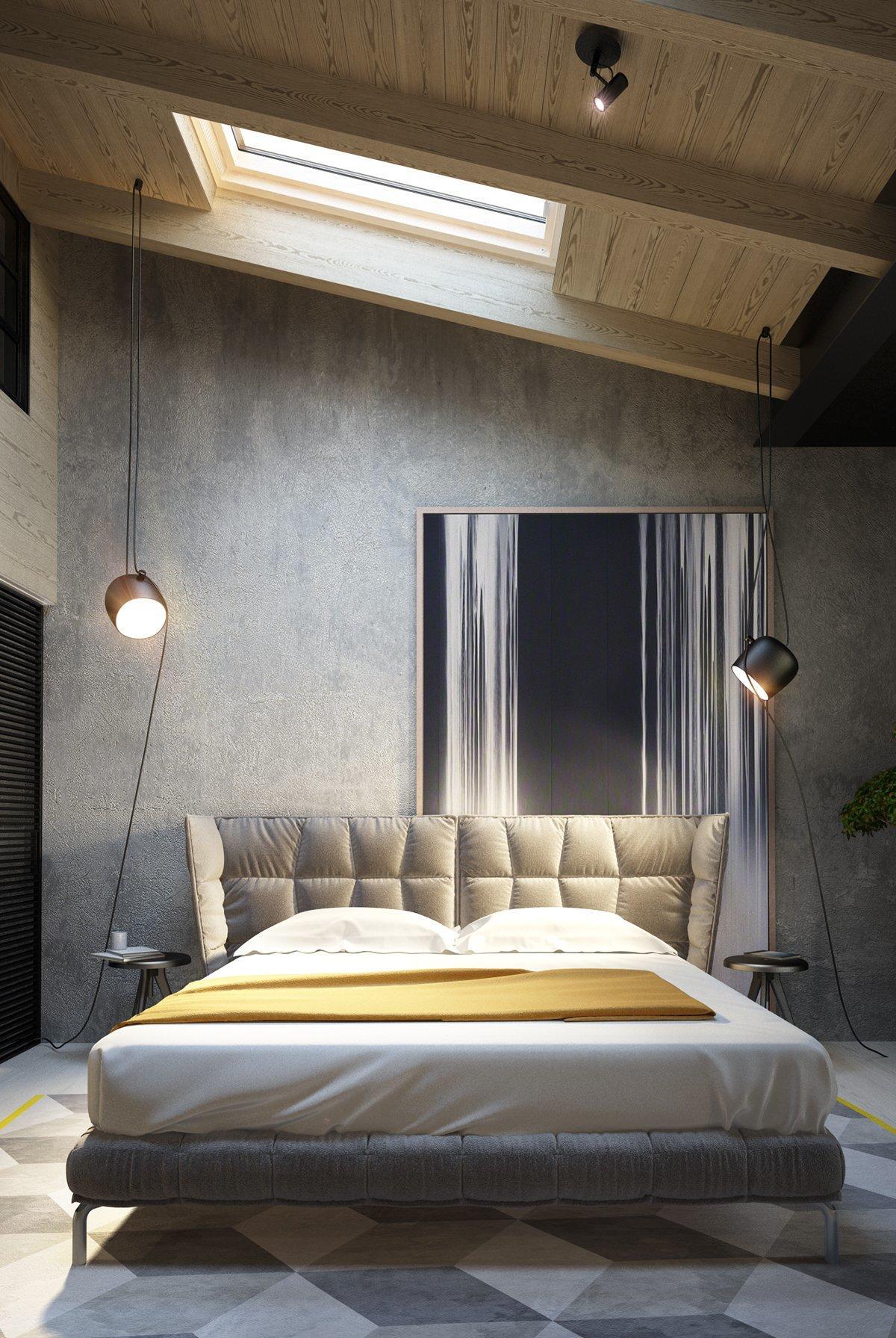 Modern bedroom design styles