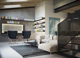 Unique interior design syles