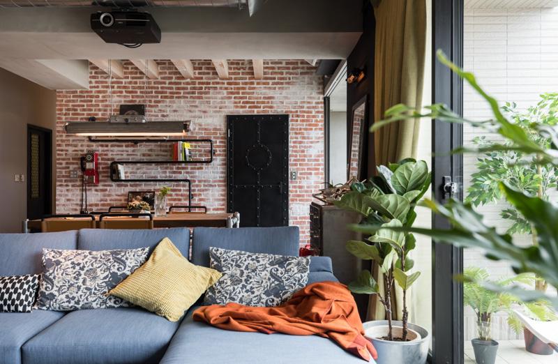 Uban apartment interior design styles