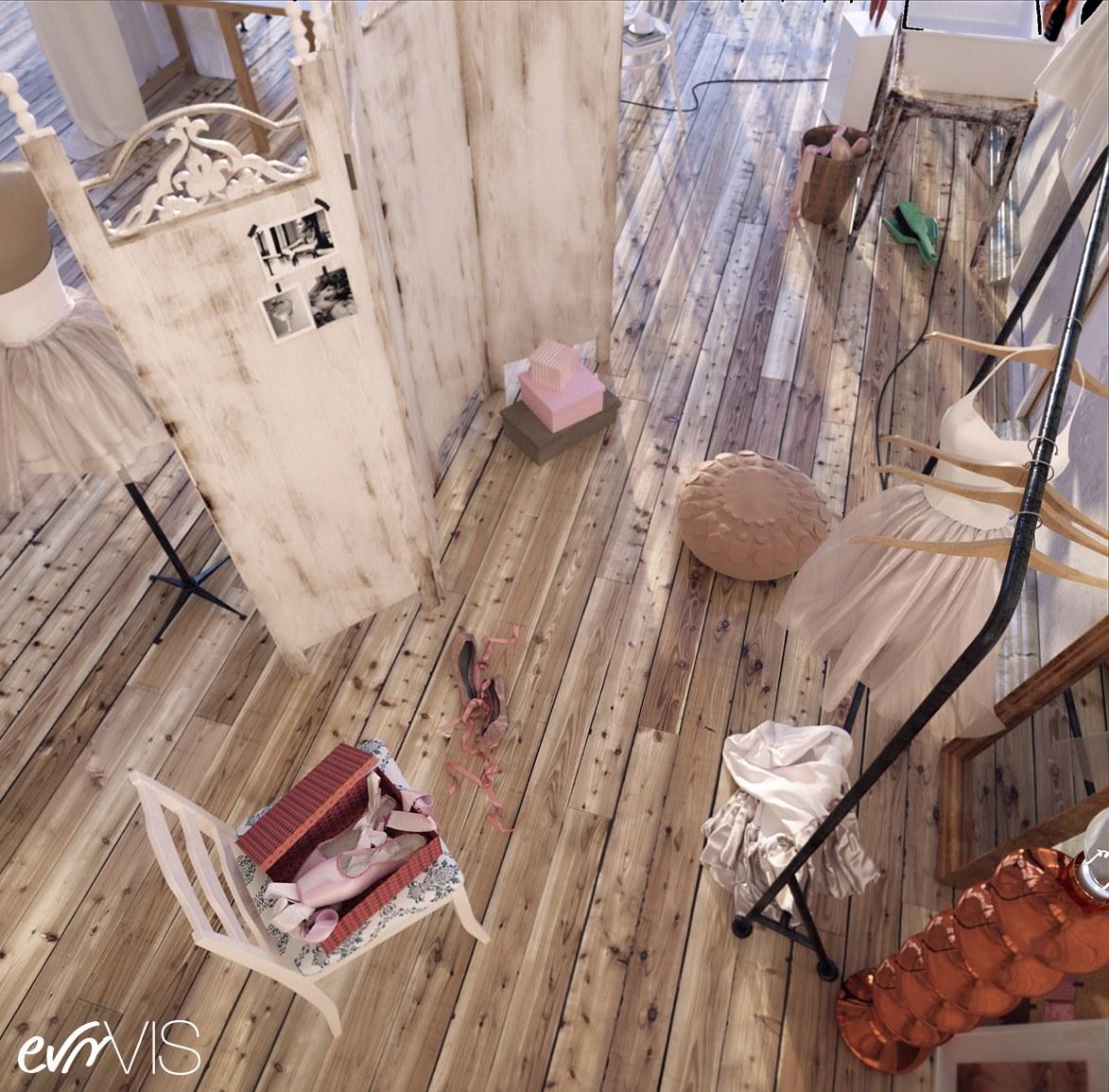 loft living room decorating ideas