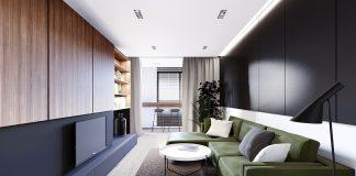 Beautiful apartment interior design style