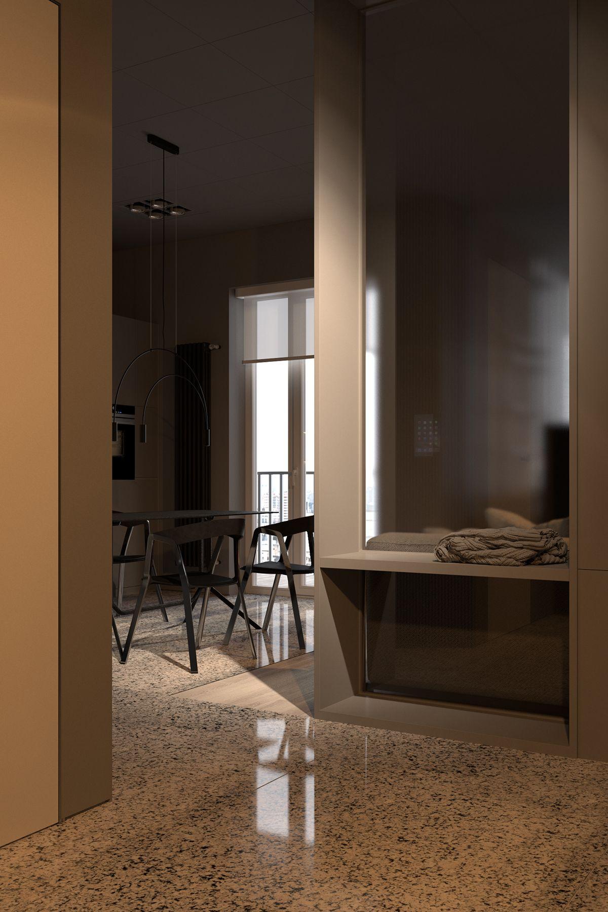 Gray apartment decorating ideas
