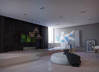Unusual living room design ideas