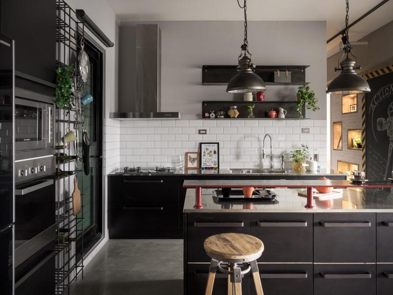 Urban apartment interior design ideas