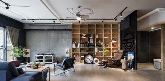 Urban apartment interior design styles
