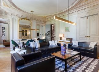 Luxury Parisian apartment design ideasLuxury Parisian apartment design ideas