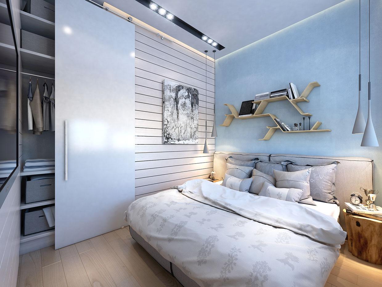 Small bedroom design inspiration