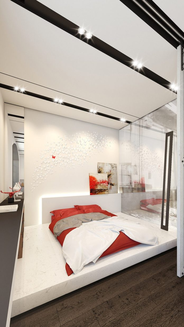 Contemporary bedroom themes