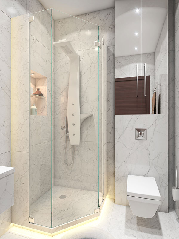 Small bathroom Design inspiration