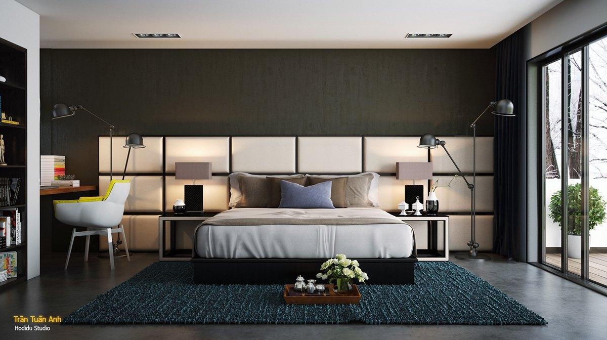 luxury bedroom theme and design