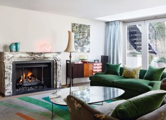 Cozy Minimalist Living Room Designs