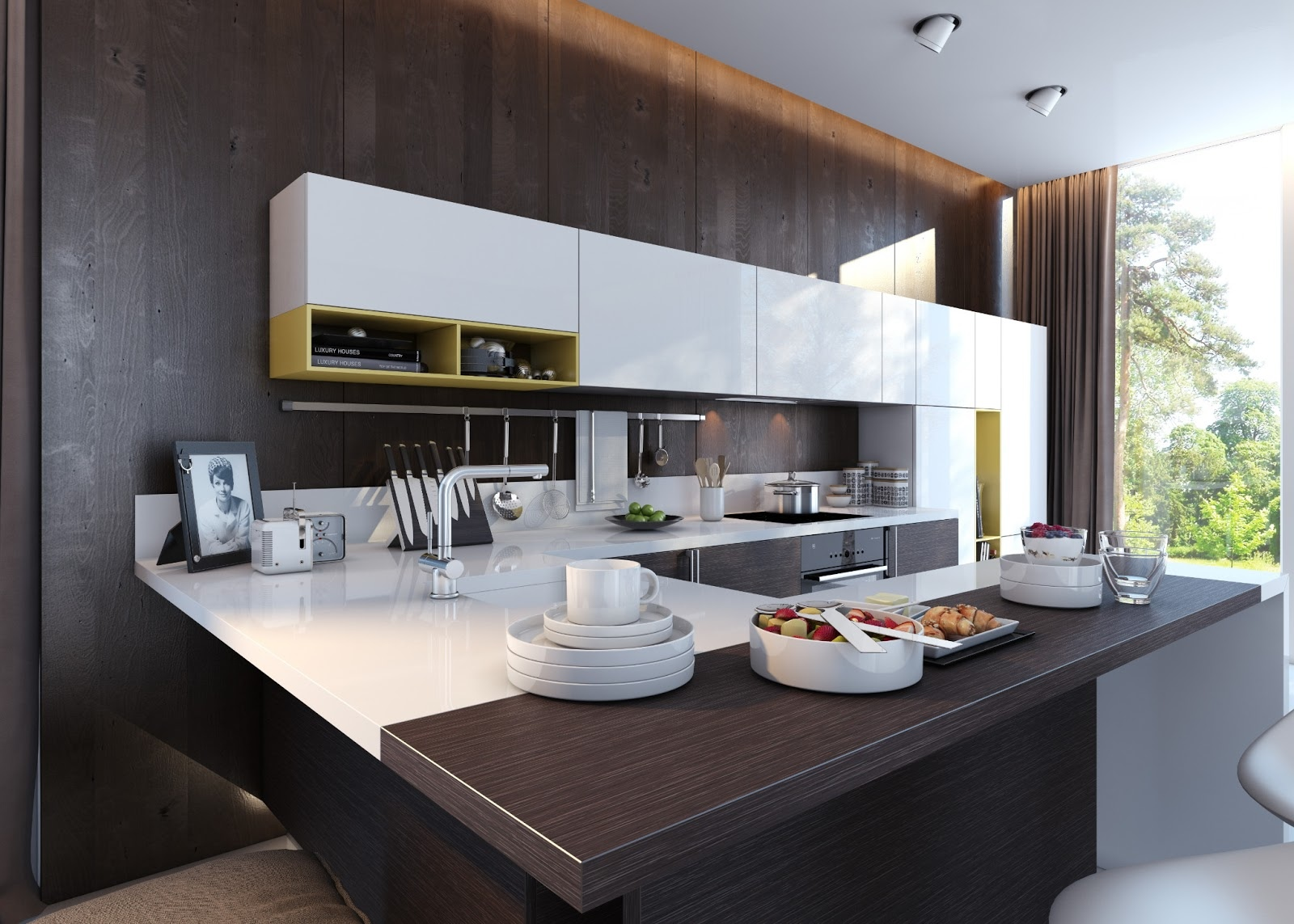 2 minimalist kitchen design that will stunning youartem