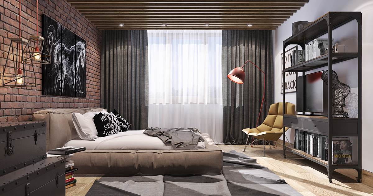 bedroom design ideas for teenage