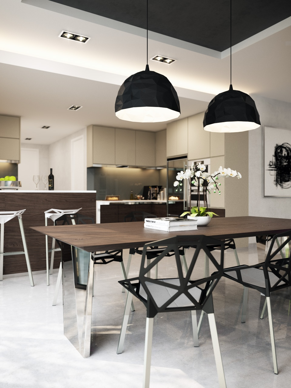 6 Dining Room Color Scheme Ideas For Small Space Roohome