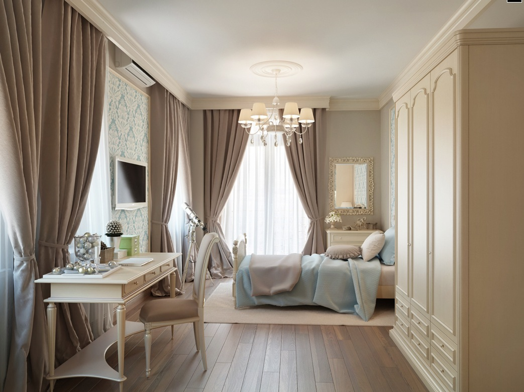 Modern Classic Bedroom Design Modern Classic Apartment Interior Design That Will Bewitch