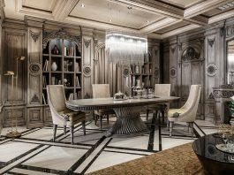 classic dining room design ideas
