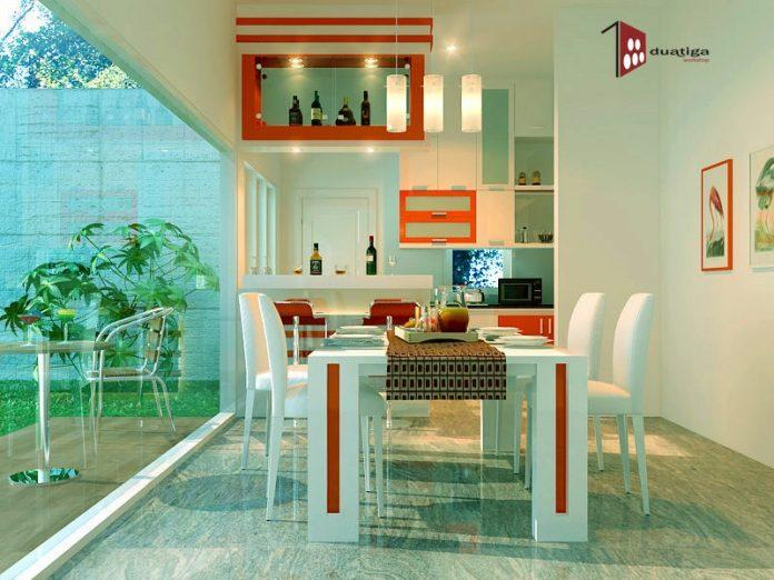 Dining room color scheme ideas