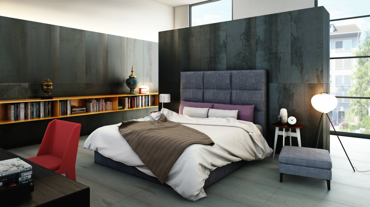 15 awesome wall texture for your bedroom decorating ideas for Different bedroom styles