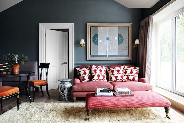 minimalist design ideas for dark living room