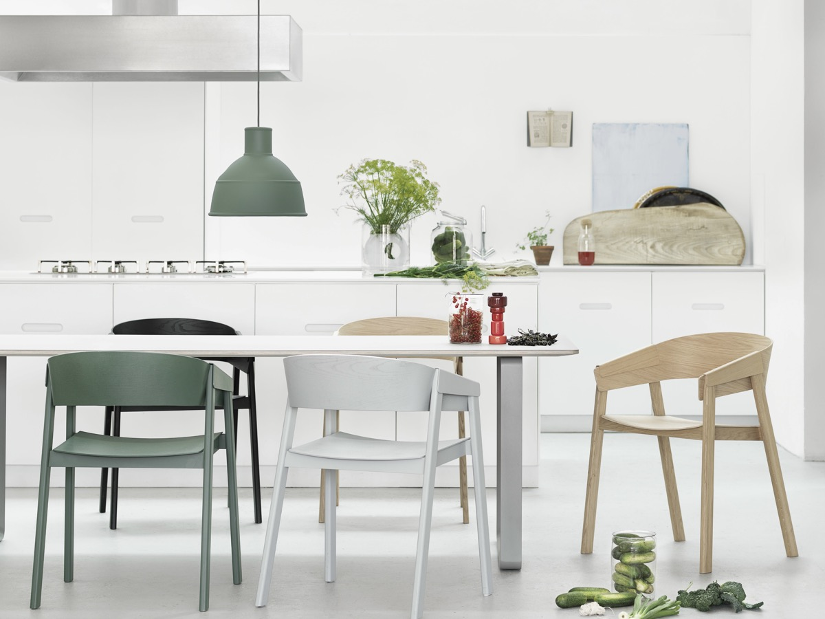 white color paint idea for dining room