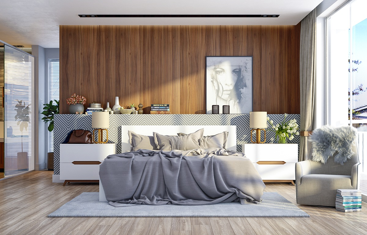 Bedroom themes and design