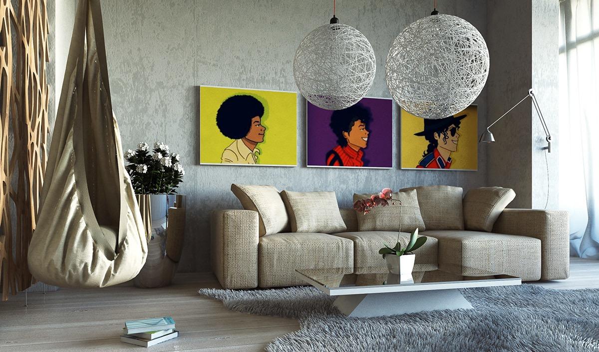 lighting for living room ideas