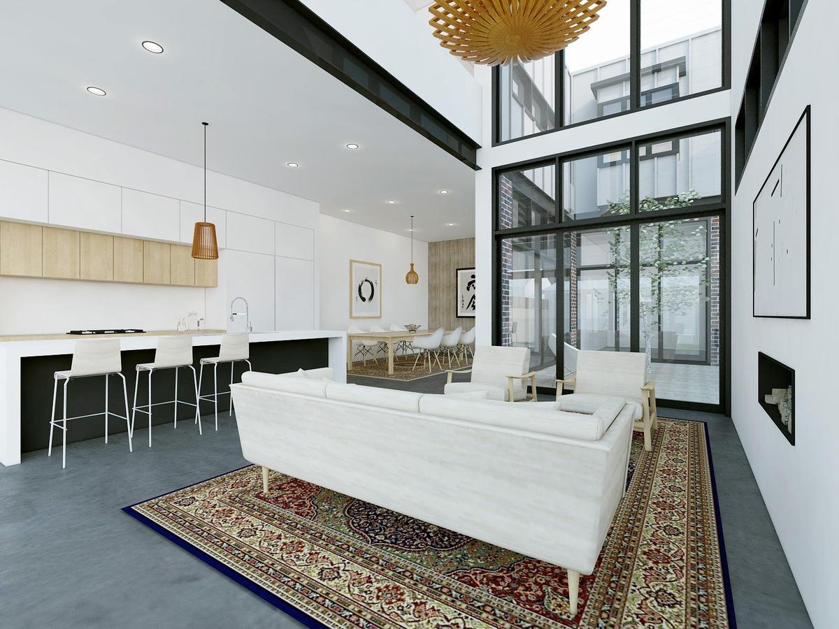 Modern House Design Interior Styles Ideas That Sleek And Shine - Modern house designs interior