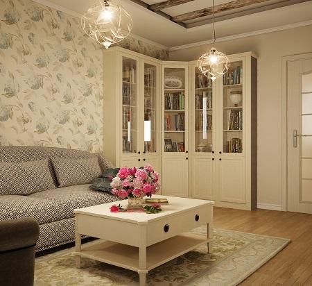 Classic design for apartment design