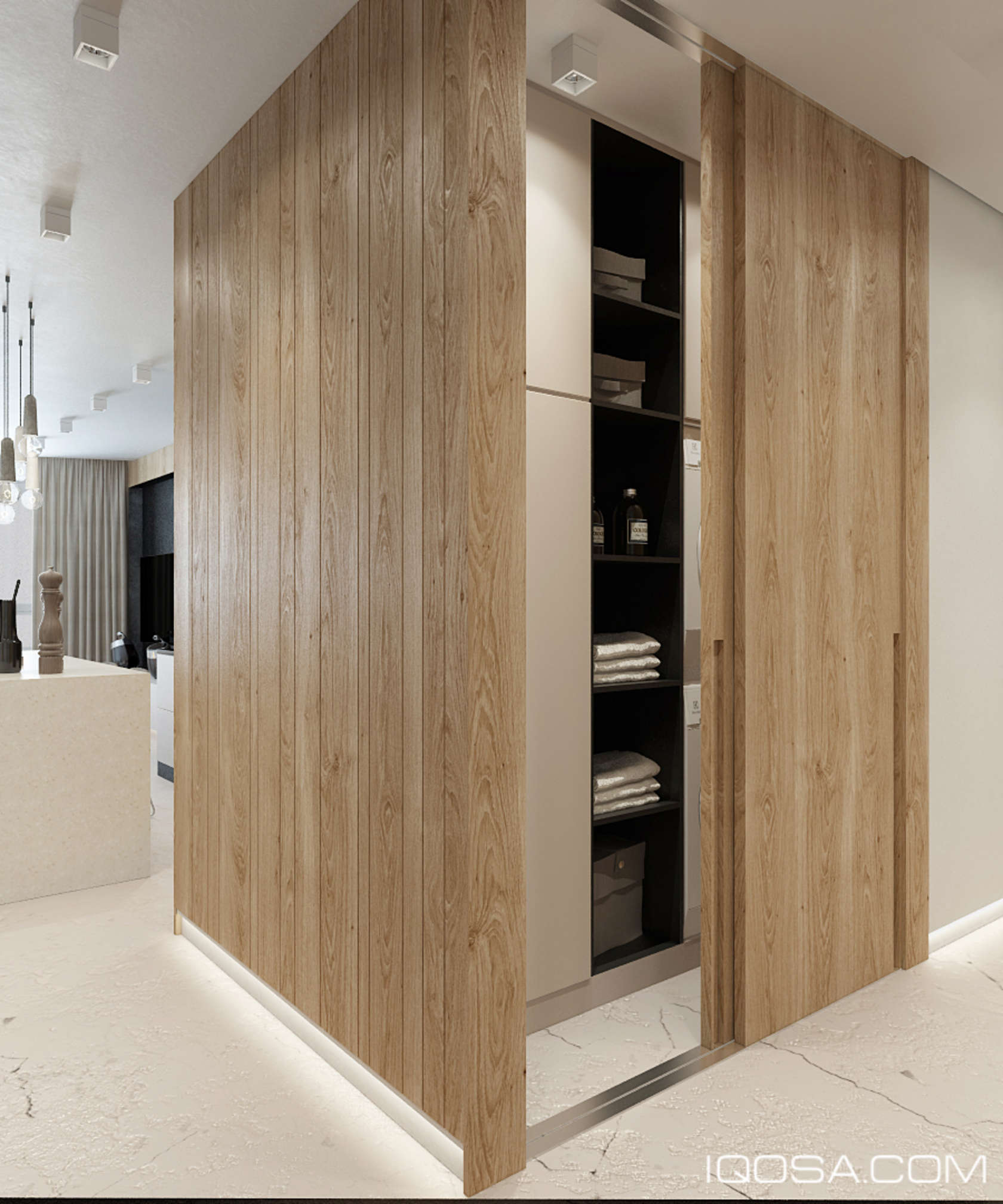 Wood apartment decorating ideas