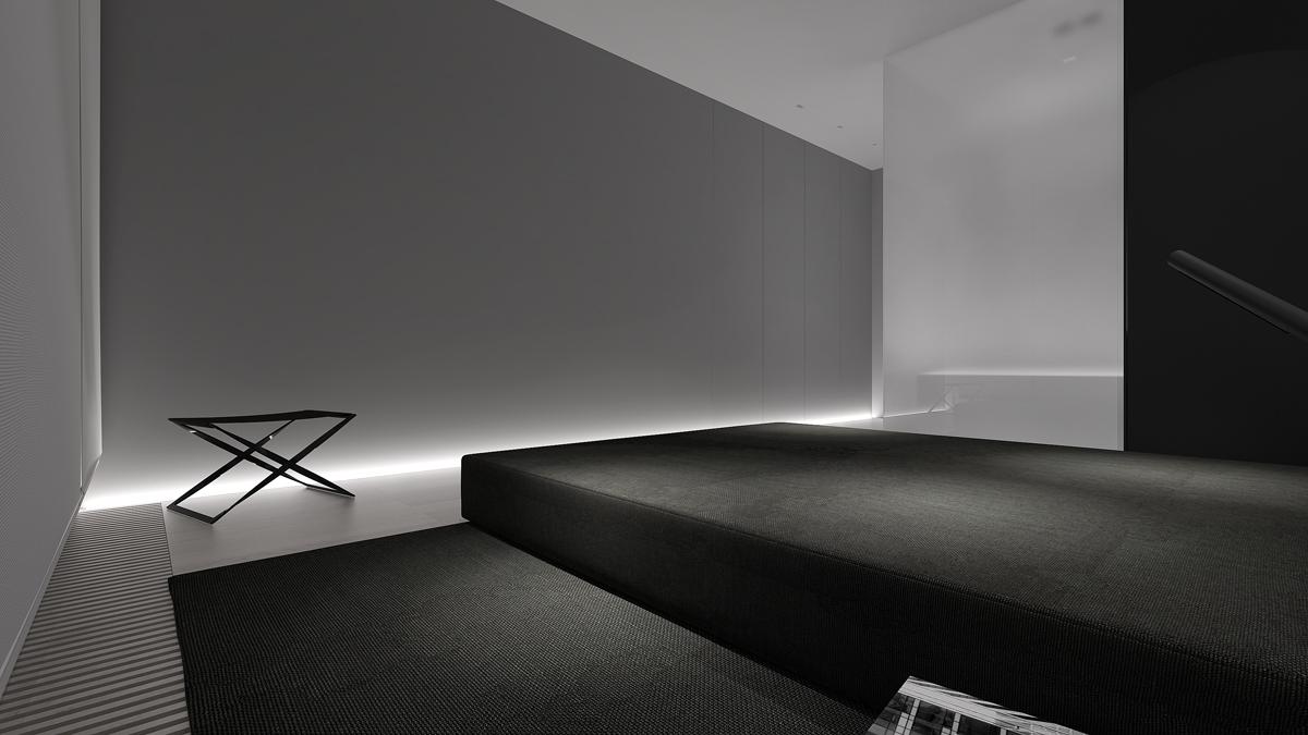 Gray apartment ideas