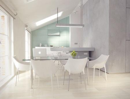 Creative design for kitchen