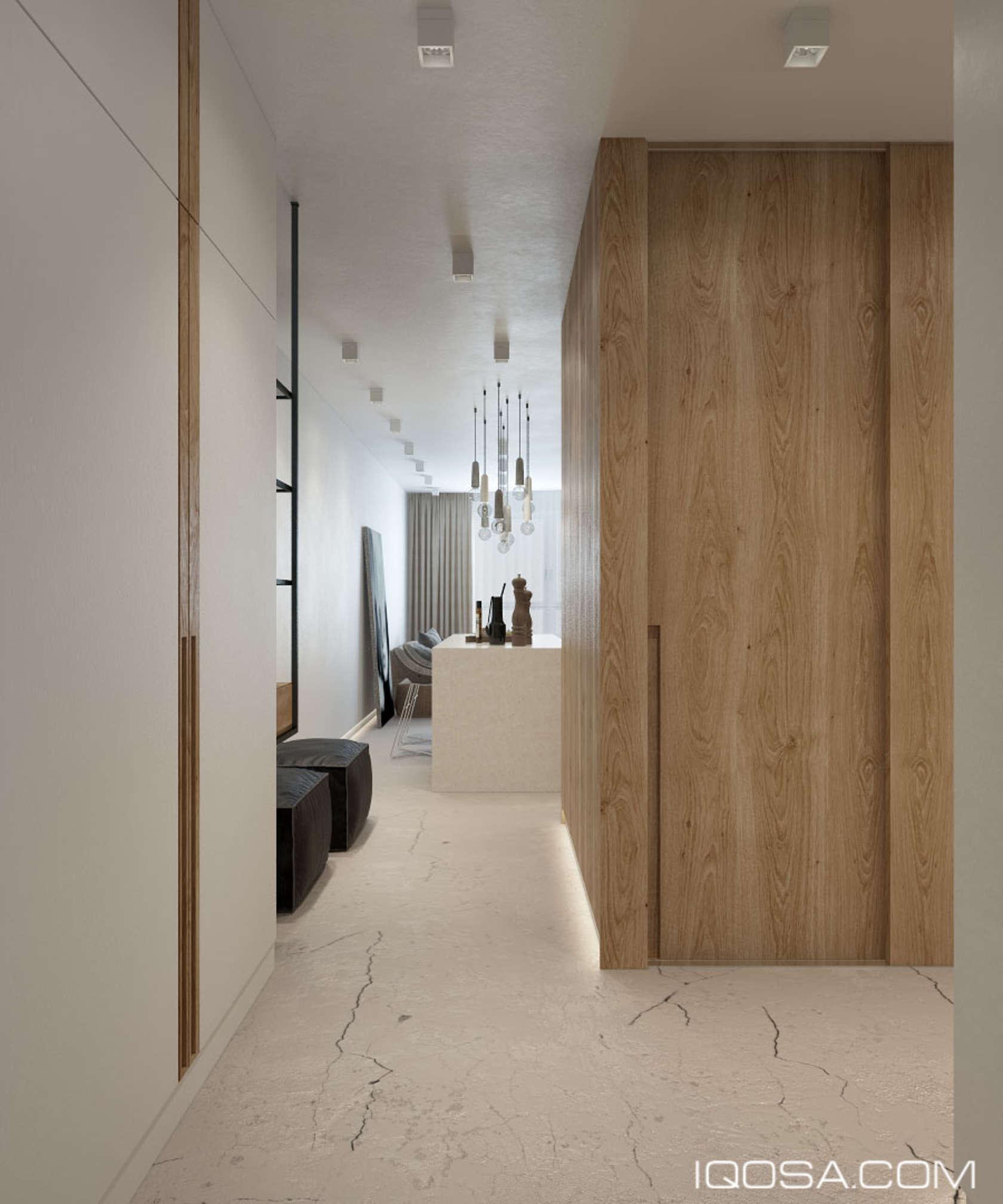 Wood apartment decor ideas