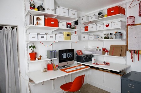 Creative idea for workspace