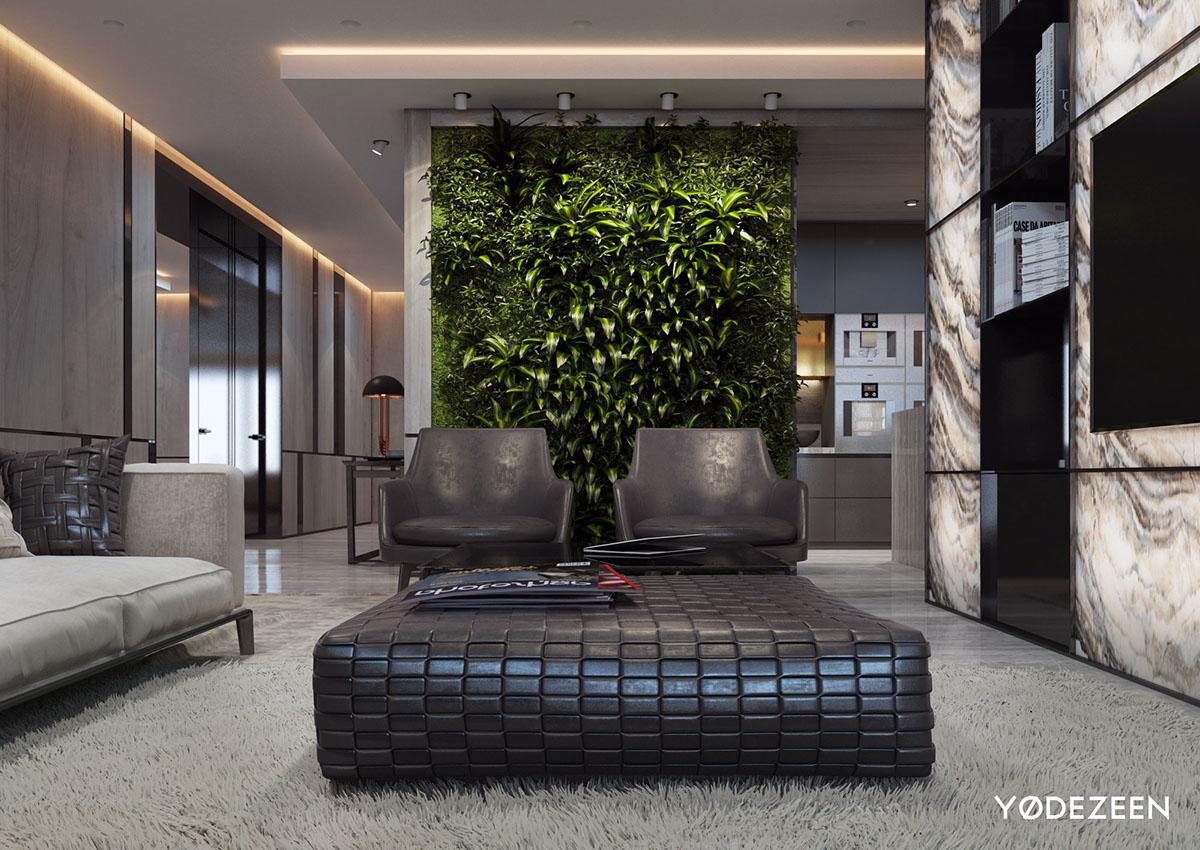Luxurious decor ideas