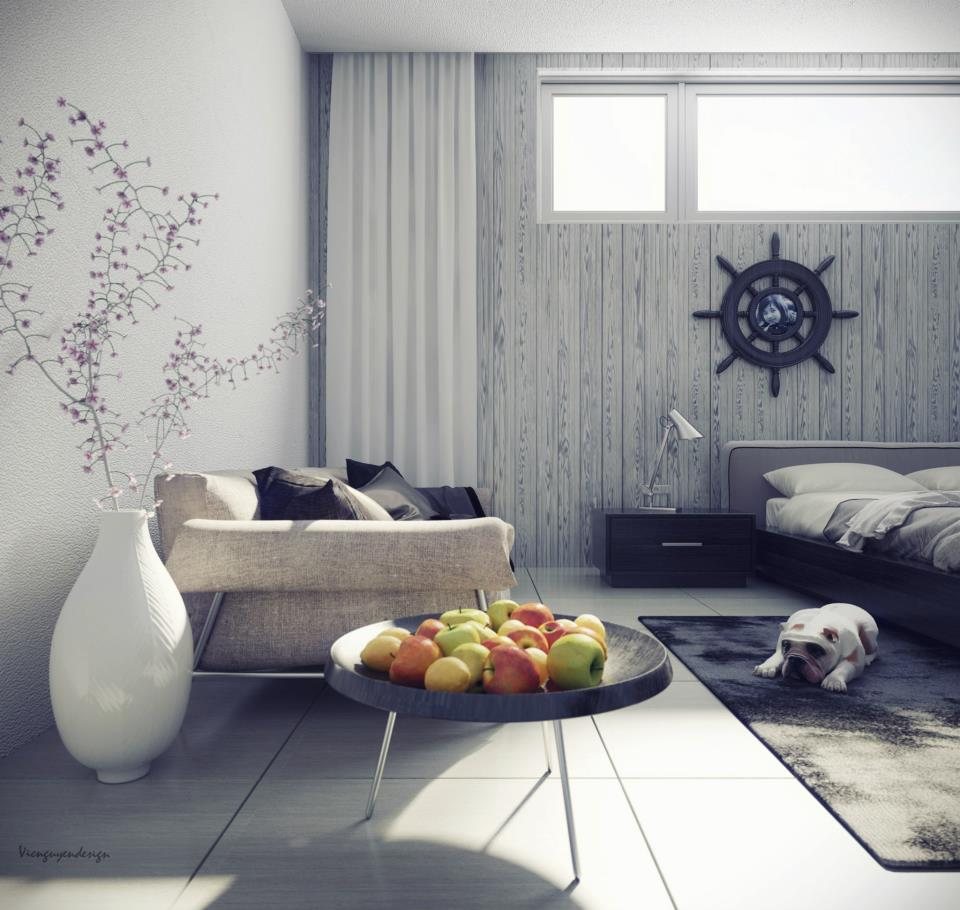 Sleek bedroom design ideas
