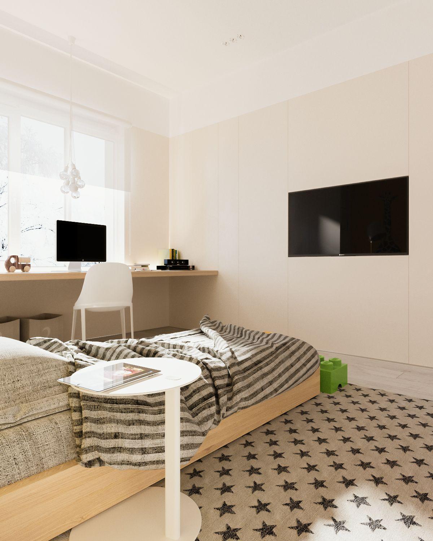 modern bedroom interior style