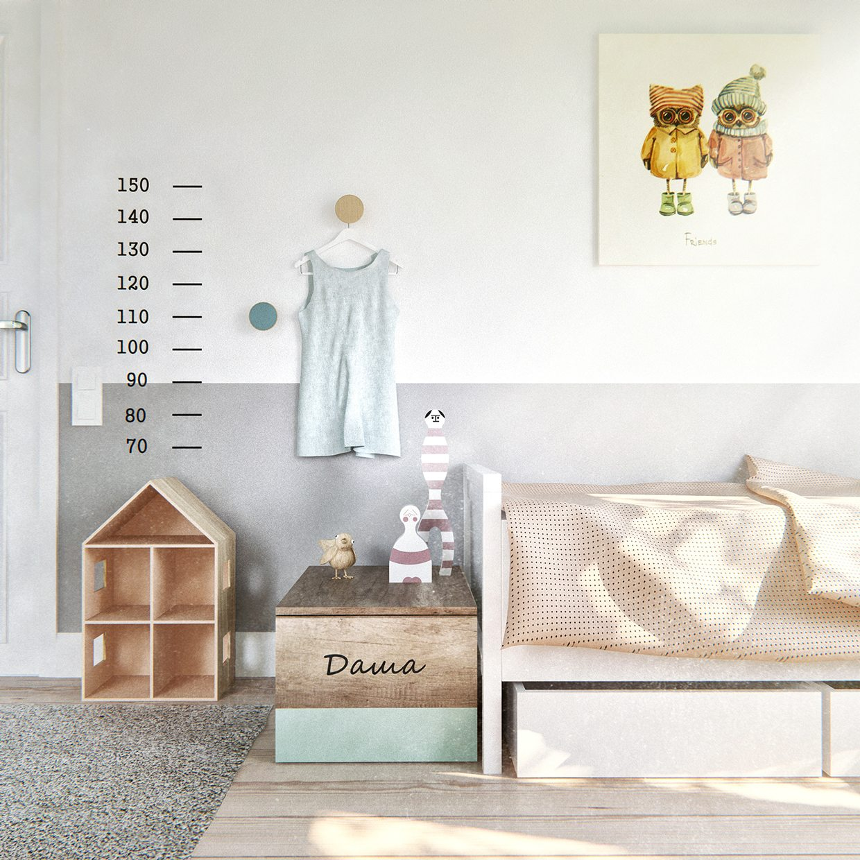 Nursery room design