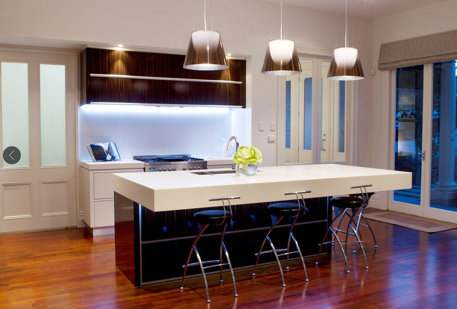 Modern light for kitchen decoration