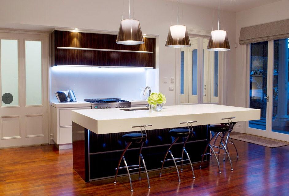 Modern light for kitchen decoration