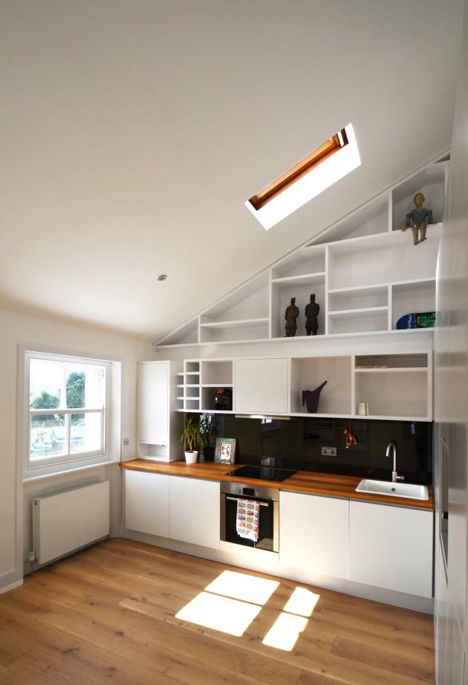 Beautiful loft kitchen design ideas