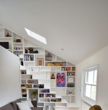 Beautiful loft apartment design